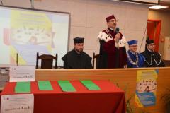 przemówienie rektora
