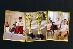 Zdjęcia z rozdania dyplomów